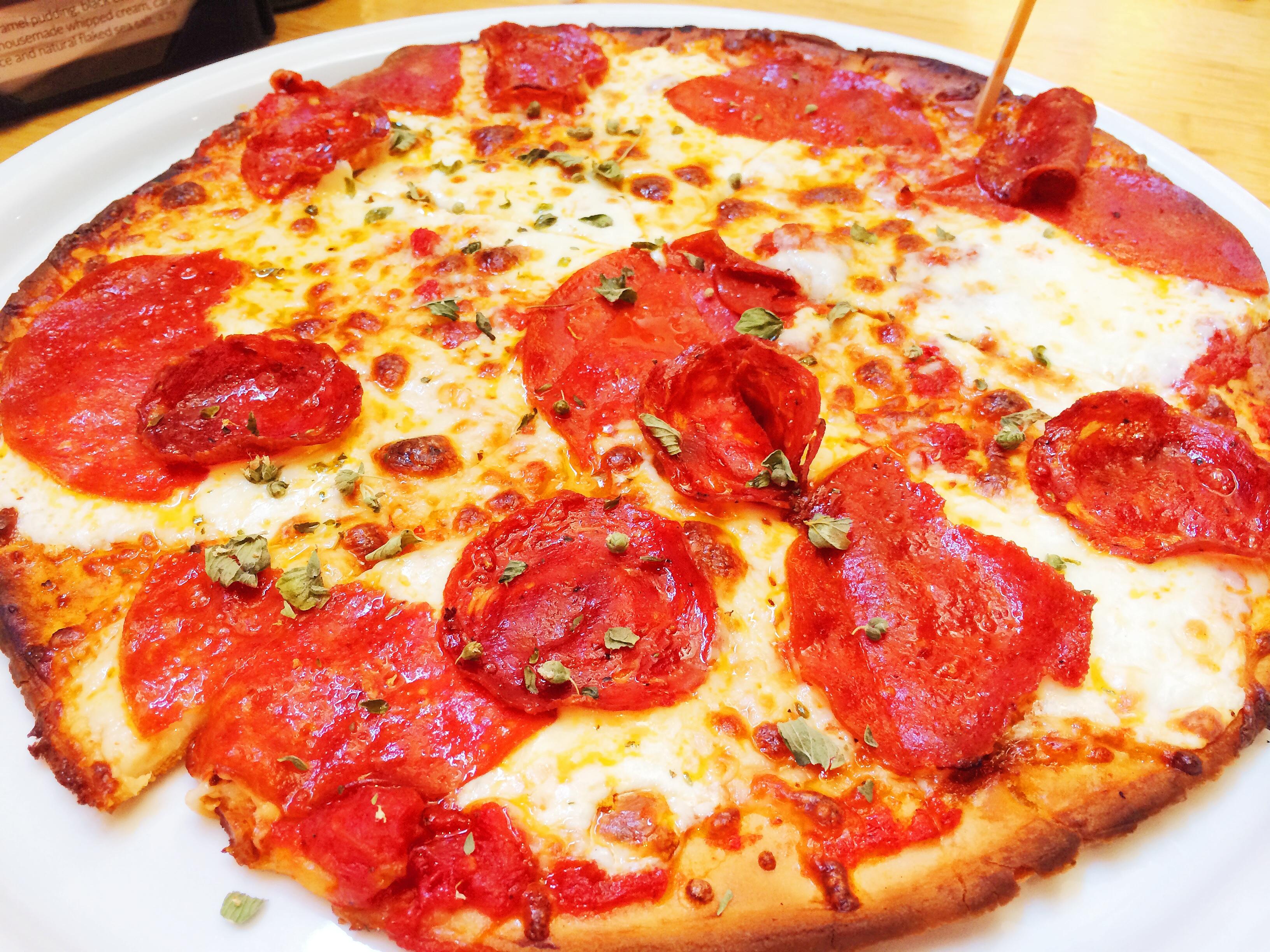 Gluten Free At California Pizza Kitchen Gluten Free Carolina Girl