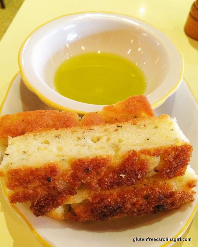 Gluten Free Garlic Bread